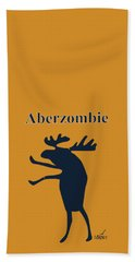 Aberzombie Beach Towel