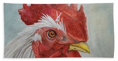 Mister Rooster Beach Towel