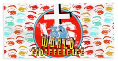Indifference Beach Towel