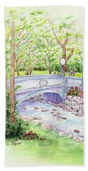 Creekside Beach Towel