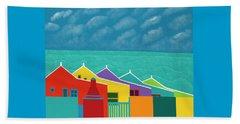 Aruba Fantasy  Beach Towel