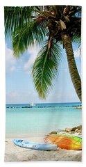 Aruban Oasis Beach Towel