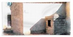 Arzachena Building Beach Sheet
