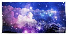 As It Is In Heaven Beach Towel