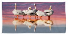 As The Sun Goes Down Beach Towel