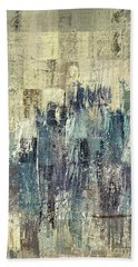 Beach Towel featuring the painting Ascension - C03xt-159at2b by Variance Collections