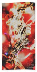 Asian Dragon Festival Beach Towel