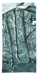 Aspen Reflection Beach Towel