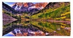 Aspen Wonder Beach Sheet by Scott Mahon
