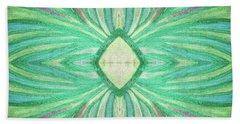 Aspirations Of Harmony Beach Towel by Rachel Hannah