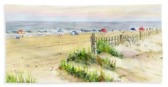 Assateague Afternoon Beach Towel