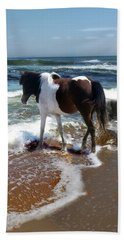 Assateague Pony Beach Sheet