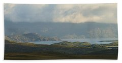 Assynt Beach Towel