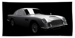 Aston Martin Db5 Beach Sheet