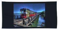 Astoria Riverfront Trolley Beach Sheet
