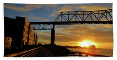 Astoria Riverwalk Beach Towel