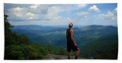 Appalachian Trail - Views Beach Towel