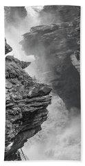 Athabasca Falls Beach Sheet