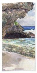 Atiu, Tumai Beach Beach Sheet