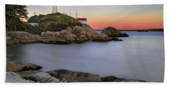 Atkinson Point Lighthouse Beach Towel
