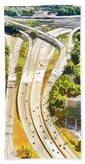 Atlanta Highways Beach Sheet