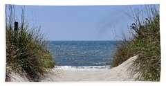Atlantic Access Beach Towel