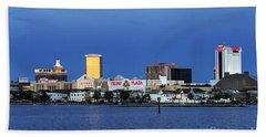 Atlantic City Beach Towel