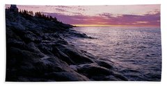 Atlantic Dawn Beach Towel