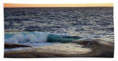 Atlantic Ocean, Nova Scotia Beach Towel