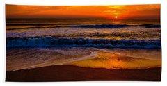 Atlantic Reverie Beach Towel by John Harding