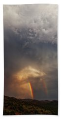 Beach Towel featuring the photograph Atmosphere by Rick Furmanek