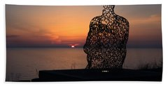 Atwater Park Spillover II Beach Towel