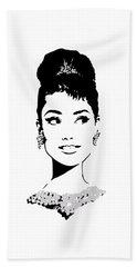 Audrey Beach Sheet by Rene Flores