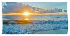 August 12 Nags Head, Nc Beach Towel