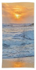 August 28 Sunrise Beach Towel