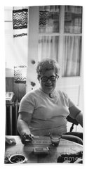 Aunt Margie Beach Towel
