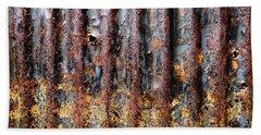 Aussie Galvanised Iron #12 Beach Sheet