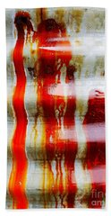 Aussie Galvanised Iron #29 Beach Towel