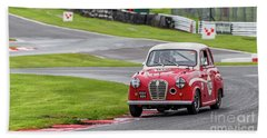 Austin A35  Beach Towel
