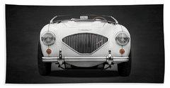 Austin Healey 100 Le Mans Beach Towel