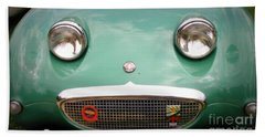 Austin Healey Sprite Beach Towel
