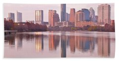 Austin Seasonal Reflection Beach Towel