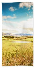 Australian Open Spaces  Beach Towel