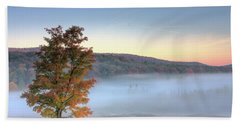 Autumn In Canaan Valley Wv  Beach Towel