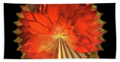 Autumn Leaves - Composition 2 Beach Towel