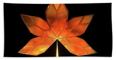 Autumn Leaves - Frame 260 Beach Towel