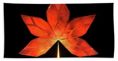 Autumn Leaves - Frame 320 Beach Towel