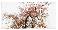 Autumn Mirage Beach Sheet