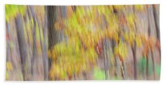 Autumn Splendor Beach Towel