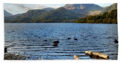 Autumn Ullswater  Beach Towel